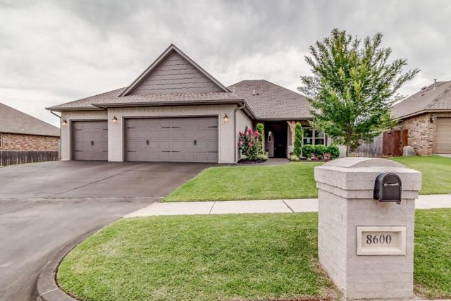 8600 Nw 112th Street, Oklahoma City, OK 73162 (MLS #825235) :: Homestead & Co