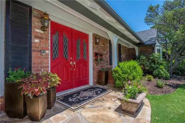 1617 Norwood Place, Oklahoma City, OK 73120 (MLS #825377) :: Wyatt Poindexter Group
