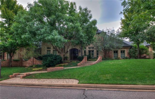 5100 Golden Astor Lane, Oklahoma City, OK 73142 (MLS #825491) :: Homestead & Co