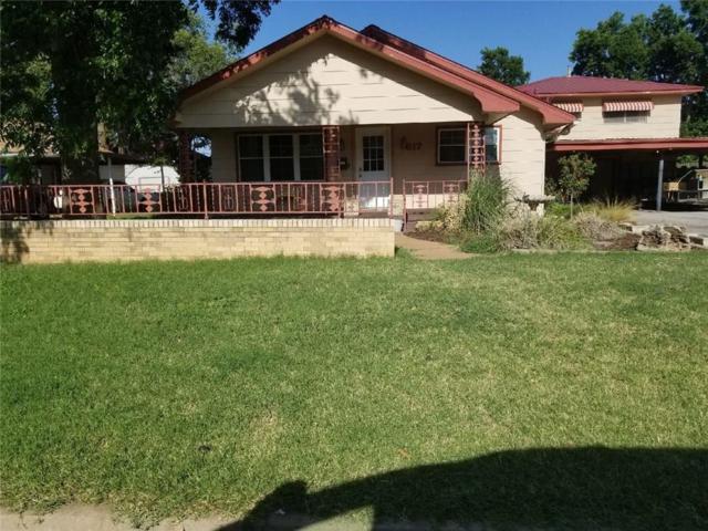 617 N Grant, Cordell, OK 73632 (MLS #825567) :: KING Real Estate Group