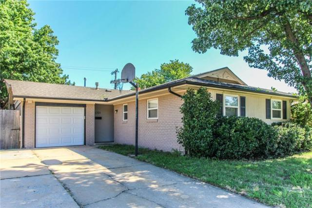 1305 SW 77th Terrace, Oklahoma City, OK 73159 (MLS #825629) :: Erhardt Group at Keller Williams Mulinix OKC