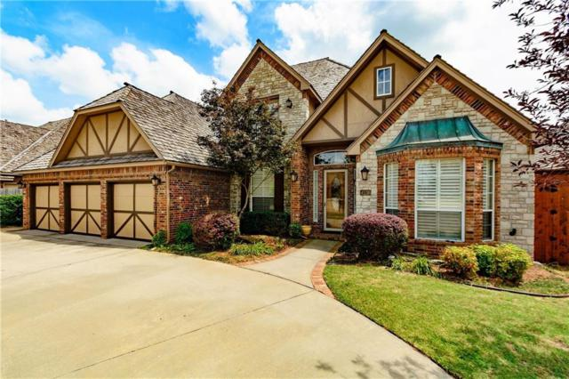 4520 Tuscany, Norman, OK 73072 (MLS #825636) :: Barry Hurley Real Estate