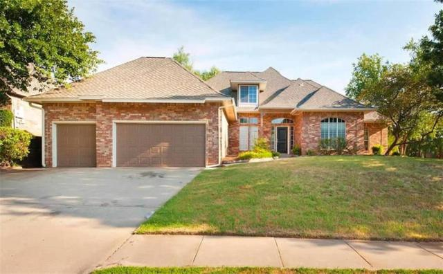 2425 Ashebury Way, Edmond, OK 73034 (MLS #825735) :: KING Real Estate Group
