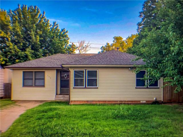 908 W C, Elk City, OK 73644 (MLS #825781) :: KING Real Estate Group