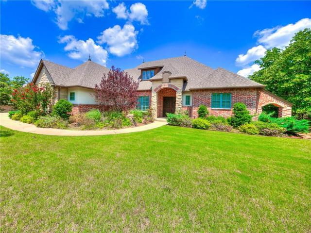 2586 Vellano Lane, Edmond, OK 73034 (MLS #826114) :: Homestead & Co