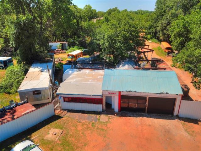 9700 23rd, Oklahoma City, OK 73141 (MLS #826145) :: Barry Hurley Real Estate