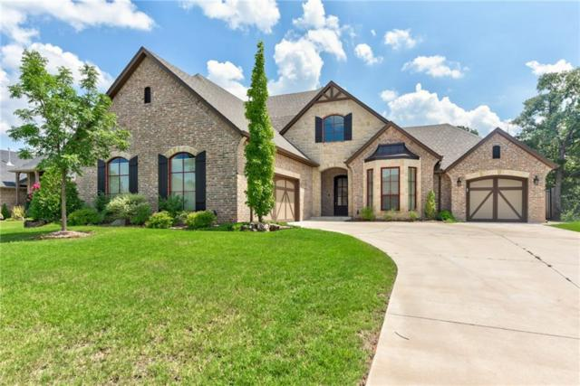7216 N Whirlwind Way, Edmond, OK 73034 (MLS #826506) :: Homestead & Co
