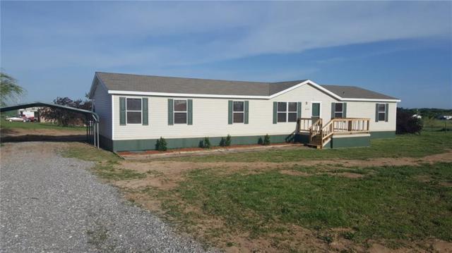 8705 N Hope, Yukon, OK 73099 (MLS #826572) :: KING Real Estate Group