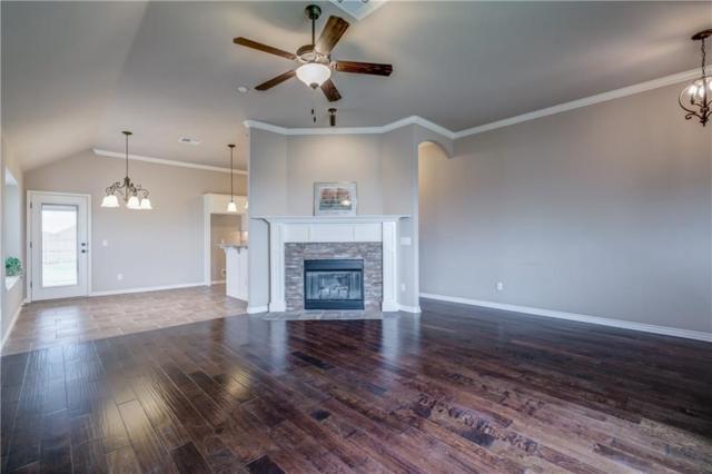 3337 NW 160th Street, Edmond, OK 73013 (MLS #826600) :: Wyatt Poindexter Group
