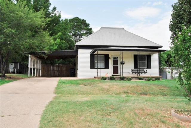 924 S 6th, Chickasha, OK 73018 (MLS #826651) :: KING Real Estate Group