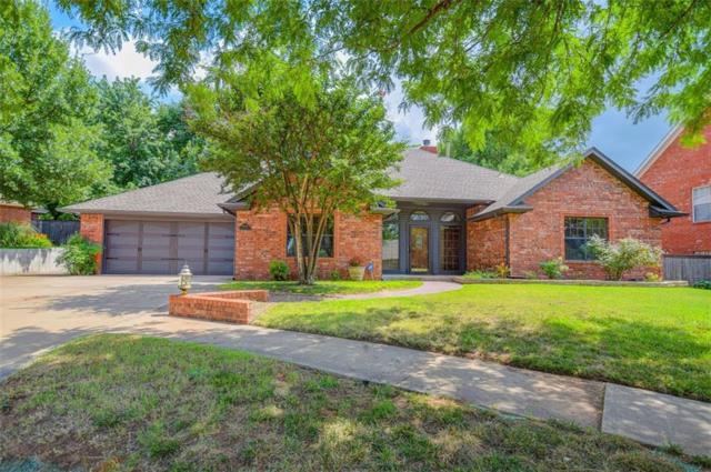 4508 Steeplechase, Norman, OK 73072 (MLS #826775) :: Wyatt Poindexter Group