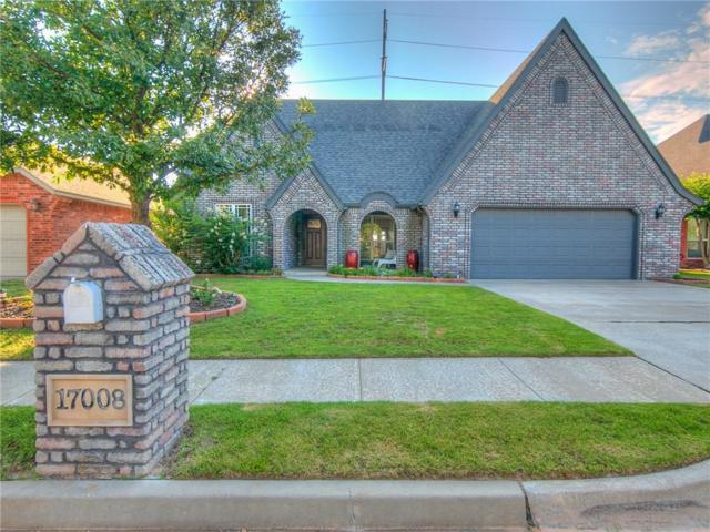 17008 Picasso Drive, Oklahoma City, OK 73170 (MLS #827204) :: Barry Hurley Real Estate