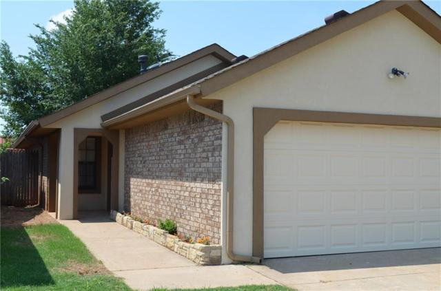 932 W Tesio Way, Mustang, OK 73064 (MLS #827238) :: Wyatt Poindexter Group