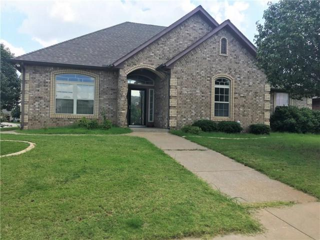 15312 Sugar Loaf Drive, Edmond, OK 73013 (MLS #827345) :: KING Real Estate Group