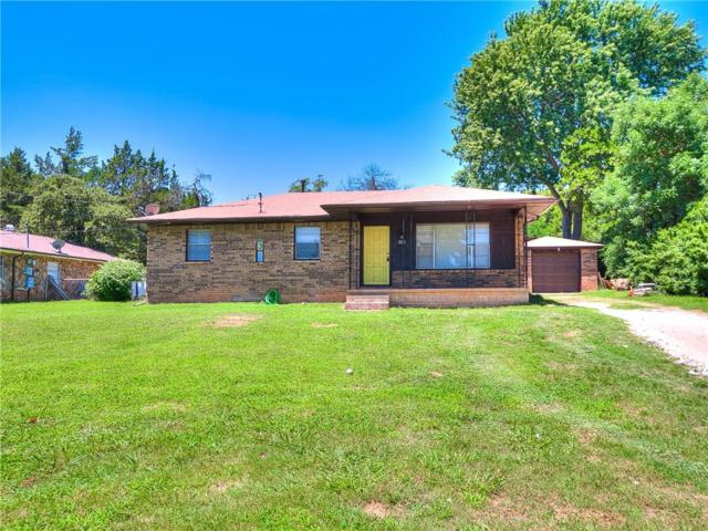 325 S Anderson, Choctaw, OK 73020 (MLS #827386) :: Homestead & Co