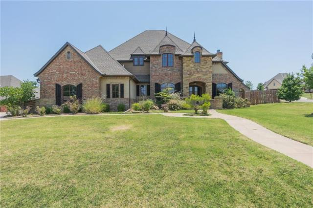 3408 Dornoch Drive, Edmond, OK 73034 (MLS #827454) :: Homestead & Co