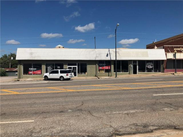 517 W Main, Yukon, OK 73099 (MLS #827472) :: Homestead & Co