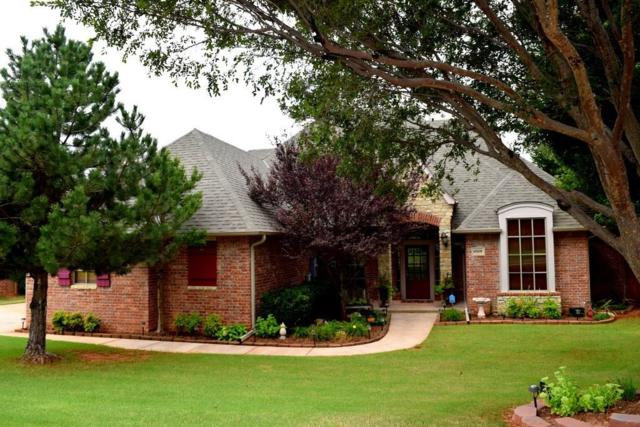 4509 Valley Park, Edmond, OK 73025 (MLS #827506) :: Wyatt Poindexter Group