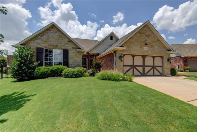 2700 Verona Way, Edmond, OK 73034 (MLS #827544) :: Wyatt Poindexter Group