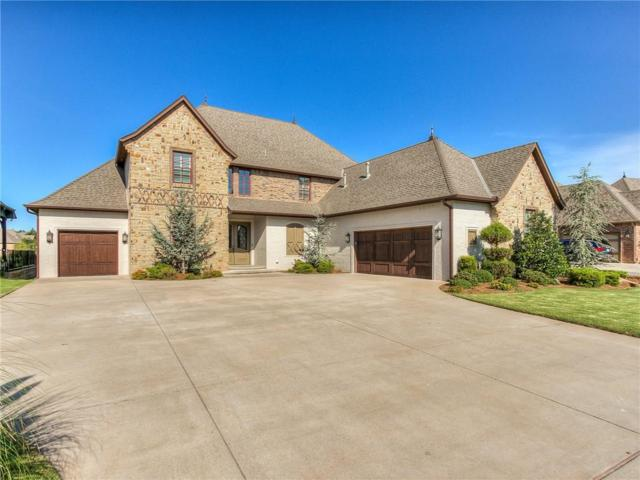 4601 Round Up Road, Edmond, OK 73034 (MLS #827642) :: Barry Hurley Real Estate
