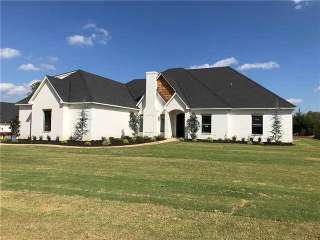 2055 Genova, Edmond, OK 73034 (MLS #827667) :: Wyatt Poindexter Group