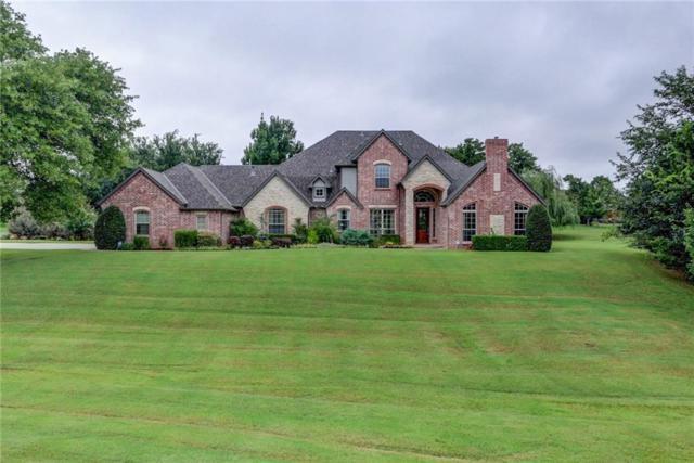 4201 Caliburn Parkway, Edmond, OK 73034 (MLS #827807) :: Barry Hurley Real Estate