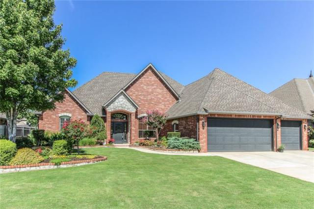 3109 White Cedar Drive, Moore, OK 73160 (MLS #827846) :: Wyatt Poindexter Group
