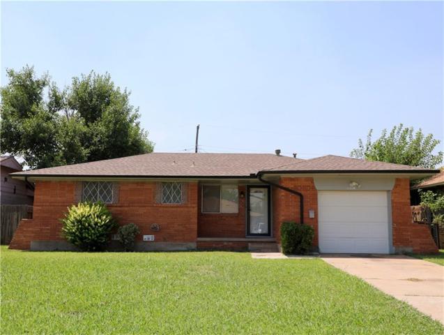 1316 SW 61st Street, Oklahoma City, OK 73159 (MLS #827848) :: Erhardt Group at Keller Williams Mulinix OKC