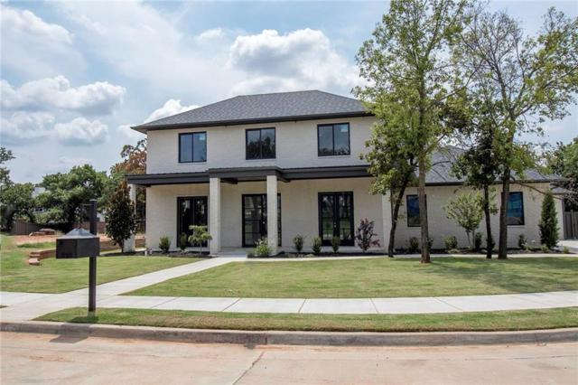 824 Turnberry Lane, Edmond, OK 73025 (MLS #828042) :: Homestead & Co