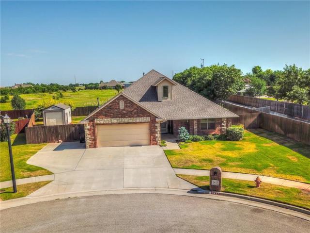 3437 Windmill Road, Moore, OK 73165 (MLS #828392) :: Meraki Real Estate