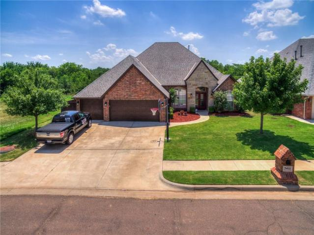 3400 SW 126th Street, Oklahoma City, OK 73170 (MLS #828403) :: KING Real Estate Group