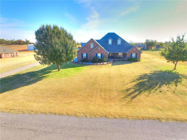 6 Willow Creek, Tuttle, OK 73089 (MLS #828425) :: Wyatt Poindexter Group