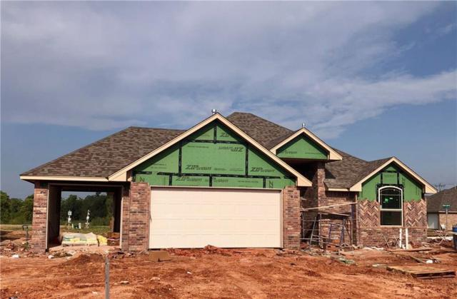 1214 Stone Creek Dr., Norman, OK 73071 (MLS #828497) :: Wyatt Poindexter Group