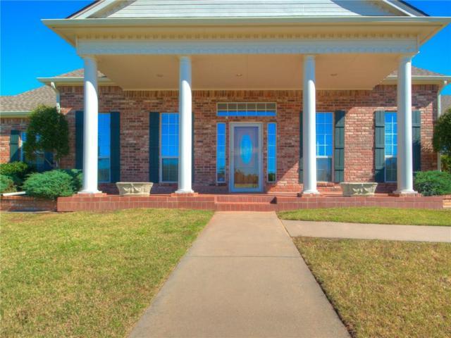 10600 Crystal Creek Drive, Mustang, OK 73064 (MLS #828564) :: UB Home Team
