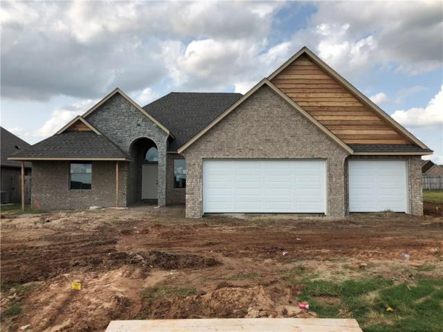 9313 NW 79th Street, Yukon, OK 73099 (MLS #828615) :: Wyatt Poindexter Group