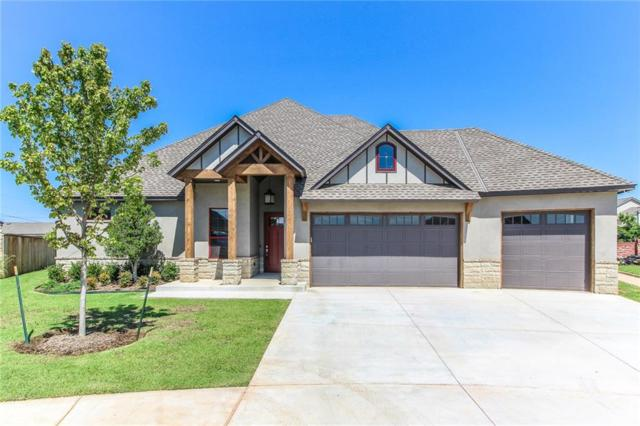 3801 Montelena Circle, Norman, OK 73072 (MLS #828667) :: Barry Hurley Real Estate