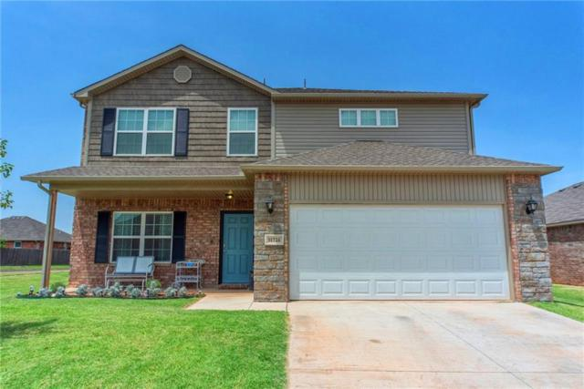 11721 NW 133 Street, Piedmont, OK 73078 (MLS #828695) :: Wyatt Poindexter Group