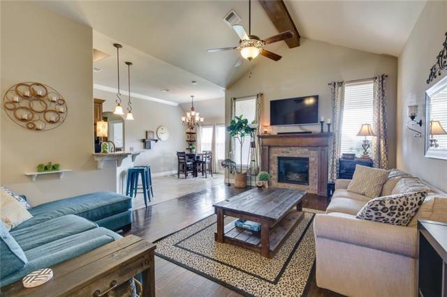 15512 Homecoming Drive, Edmond, OK 73013 (MLS #828702) :: Wyatt Poindexter Group