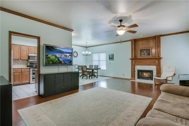 110 Woodbridge Circle, Edmond, OK 73012 (MLS #828769) :: UB Home Team