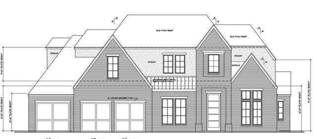 21682 N Sawtooth Circle, Edmond, OK 73012 (MLS #828963) :: Homestead & Co