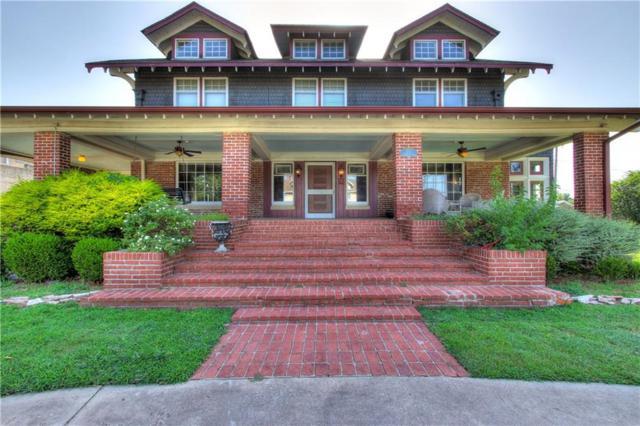 800 S Macomb Avenue, El Reno, OK 73036 (MLS #829174) :: Erhardt Group at Keller Williams Mulinix OKC