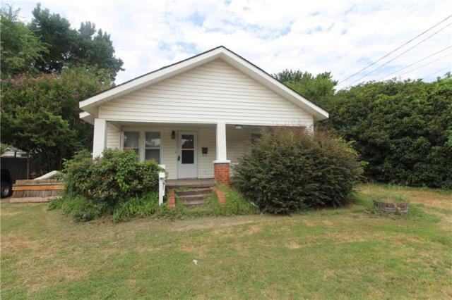 1205 Coolidge Street, Seminole, OK 74868 (MLS #829196) :: Wyatt Poindexter Group