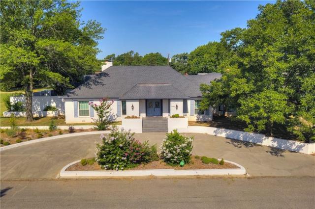 1840 N Pennsylvania Avenue, Shawnee, OK 74804 (MLS #829301) :: Homestead & Co