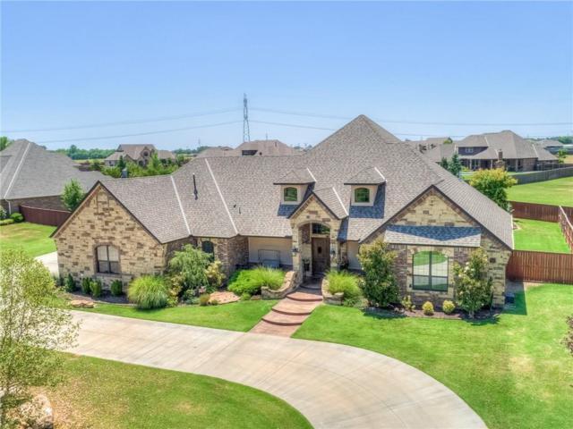 11601 Tuscany Ranch, Oklahoma City, OK 73173 (MLS #829713) :: Wyatt Poindexter Group