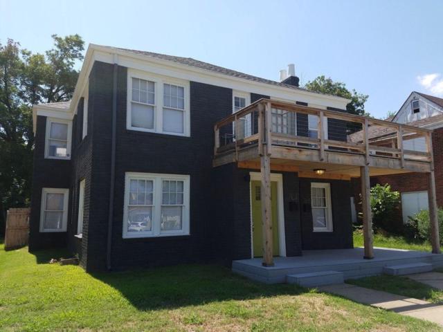 1815 N Gatewood Avenue, Oklahoma City, OK 73106 (MLS #829760) :: KING Real Estate Group