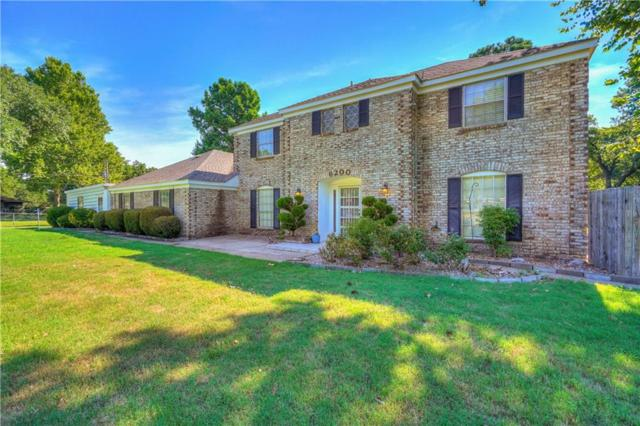 6200 S Fields Street, Oklahoma City, OK 73150 (MLS #829885) :: Homestead & Co