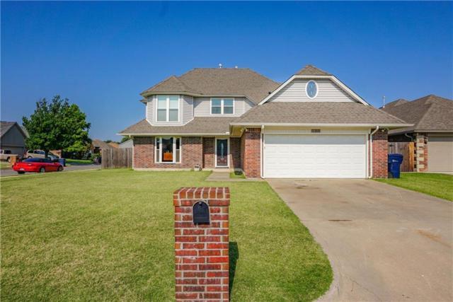14813 Brent Circle, Oklahoma City, OK 73170 (MLS #830047) :: Barry Hurley Real Estate