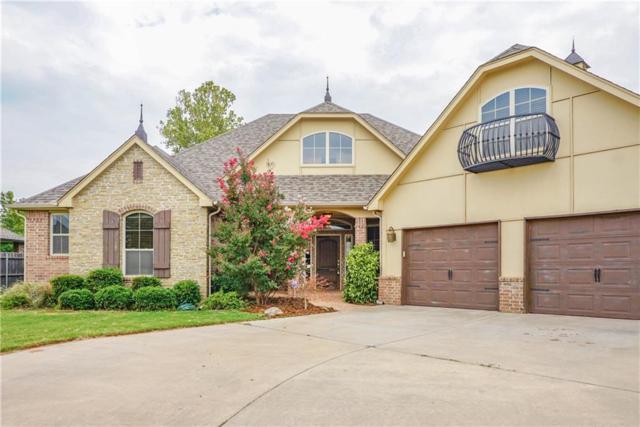 1900 Marymount Road, Norman, OK 73071 (MLS #830100) :: KING Real Estate Group