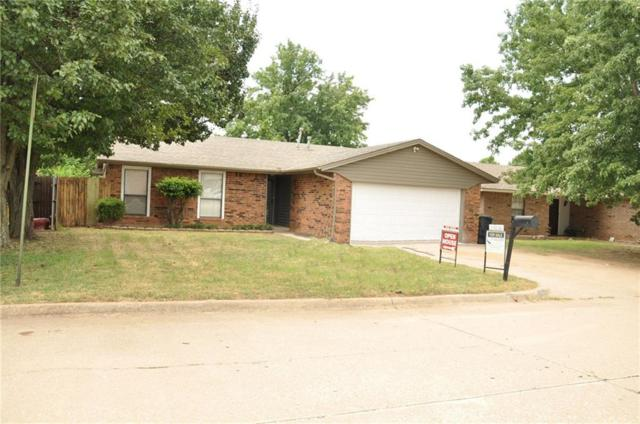 1028 NW 26TH Street, Moore, OK 73160 (MLS #830106) :: Homestead & Co