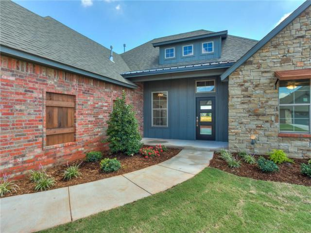 16316 Brookefield Drive, Edmond, OK 73013 (MLS #830148) :: Wyatt Poindexter Group